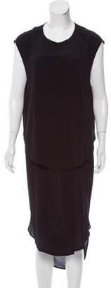 OAK Sleeveless Midi Dress