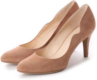 UNTITLED (アンタイトル) - アンタイトル シューズ UNTITLED shoes フラワーカットパンプス