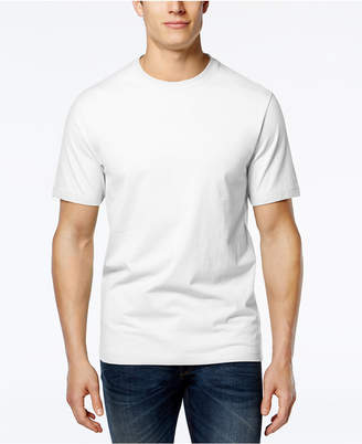 Club Room Men's Crew-Neck Tee Shirt, Only at Macy's $19.50 thestylecure.com