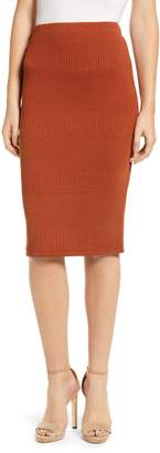 Leith Midi Pencil Skirt