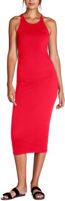 Michael Stars Racerback Midi Dress
