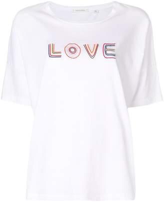 Parker Chinti & Love print T-shirt