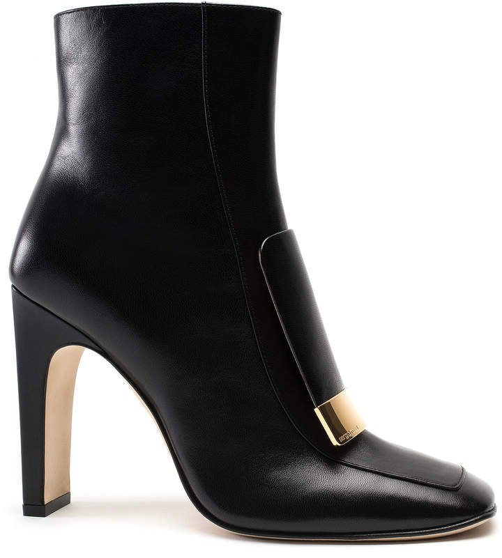 Sergio Rossi The SR1 Ankle Boot