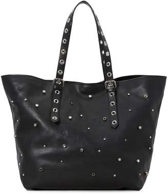 RED Valentino Rhinestone tote bag