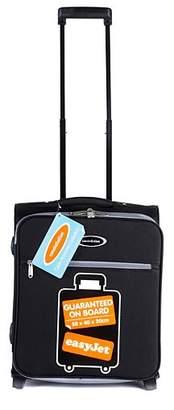 Constellation Maximum Capacity Case - Black W/Grey Trim Suitcase