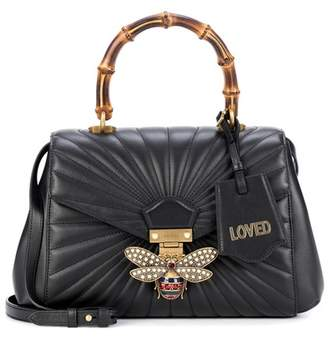 Gucci Queen Margaret leather top handle bag