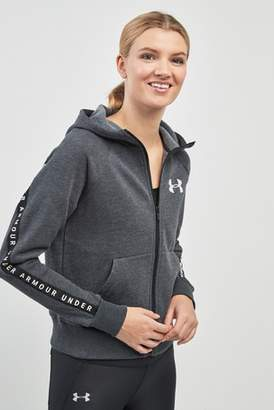 Next Womens Under Armour Taped Full Zip Hoody