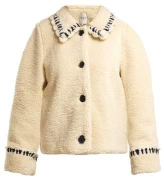 Sea Madeline Fleece Jacket - Womens - Cream