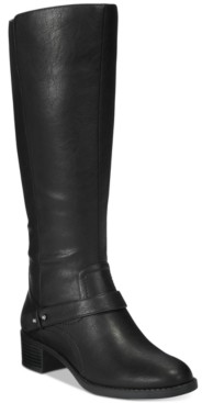 Easy Street Shoes Jewel Wide-Calf Riding Boots Women's Shoes