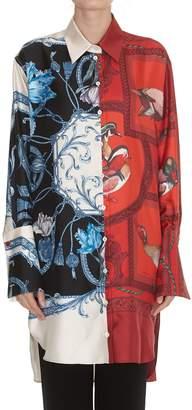 Salvatore Ferragamo Heritage Shirt Dress