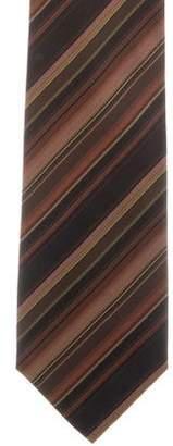 Etro Silk Striped Tie