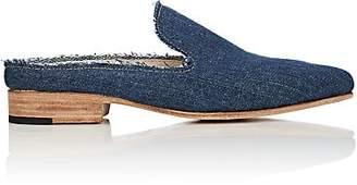 Esquivel Women's Grace Denim Mules - Blue