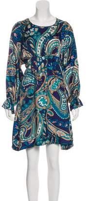 See by Chloe Printed Knee-Length Dress