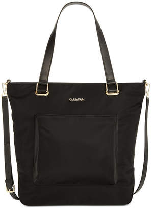 Calvin Klein Collaboration Nylon Tote