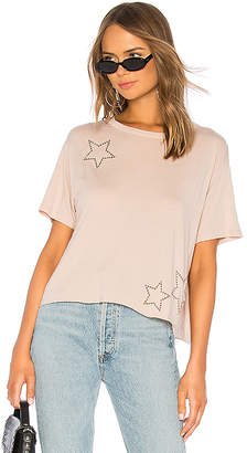 Monrow Star Dust Athletic Tee