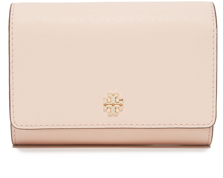 Tory Burch Tory Burch Robinson Medium Flap Wallet