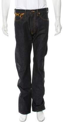Levi's Supreme x 505 Selvedge Denim Jeans