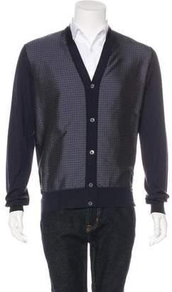 Hermes Cashmere Silk Cardigan w/ Tags