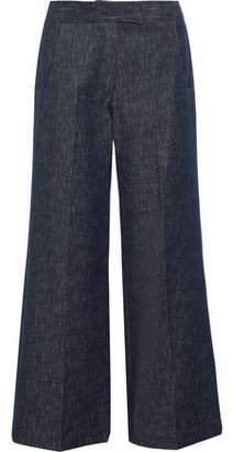 Derek Lam High-Rise Wide-Leg Jeans