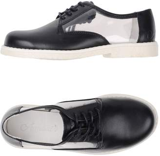 Armani Junior Lace-up shoes - Item 44992458DL