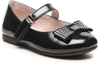 Olive & Edie Pattie Toddler Mary Jane Flat - Girl's