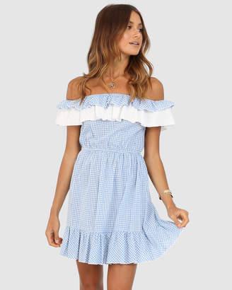 Caden Off Shoulder Dress