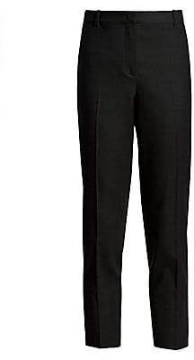 Fabiana Filippi Women's Cropped Flannel Pants