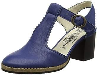 Fly London Women Cade004Fly Chunky Heel Sandal,38 EU