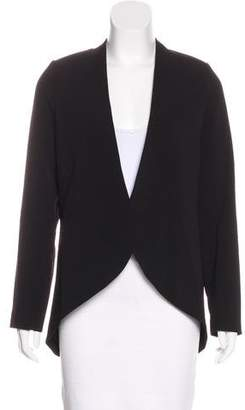 Lovers + Friends Collarless Lightweight Blazer