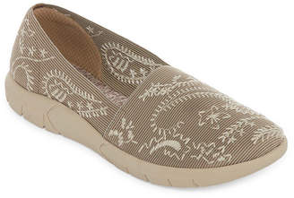 Yuu Krishna Womens Slip-On Shoes