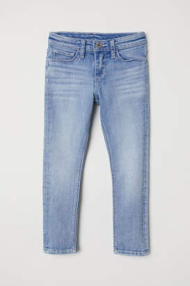 H&M Superstretch Skinny Fit Jeans - Blue