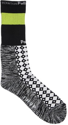 Chup X Flower Mountain X Poliquant Socks