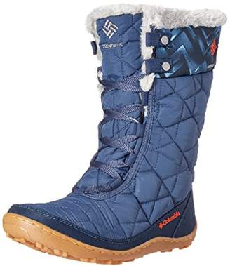 Columbia Women's Minx Mid II Omni-Heat Print Snow Boot $62.34 thestylecure.com