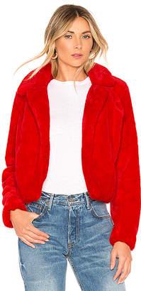 Blank NYC BLANKNYC Siren Faux Fur Jacket