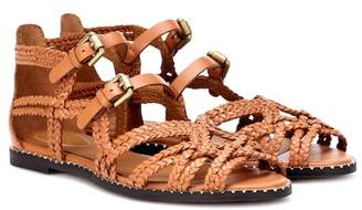 See by Chloe Leather sandals