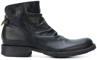 Fiorentini+Baker zip-up ankle boots