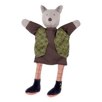 Moulin Roty Gentleman Wolf Puppet