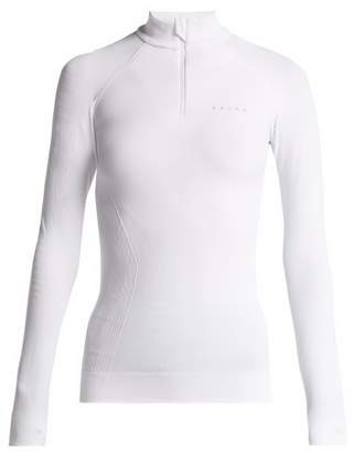 Falke - Thermal Long Sleeve Performance T Shirt - Womens - White