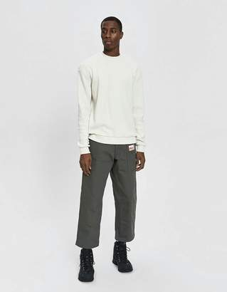 Timberland N. Hoolywood Canvas Pant in Pewter Grey
