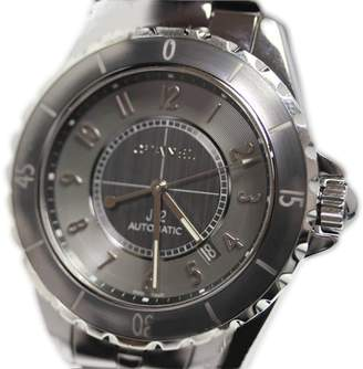Chanel J12 H2934 Titanium & Ceramic Automatic 41mm Mens Watch