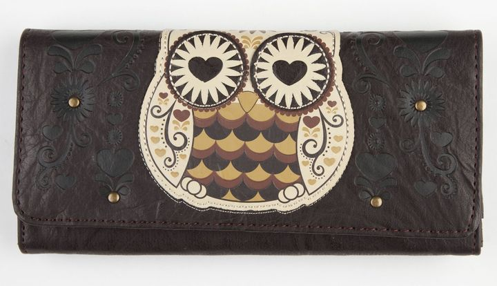 Loungefly Owl Embossed Wallet