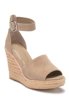 GUESS Haleey Espadrille Wedge