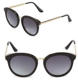 Poppy Round Sunglasses