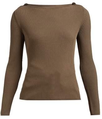 Max Mara Braida Sweater - Womens - Khaki