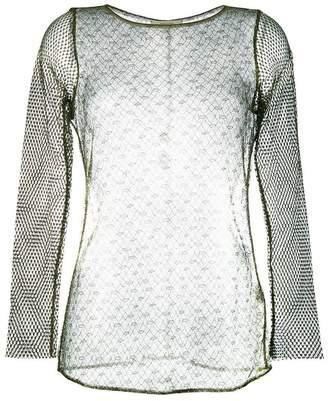 Schumacher Dorothee mesh top