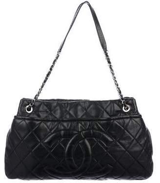 daa35a005 Chanel Black Soft Leather Handbags - ShopStyle