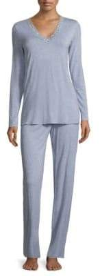 Natori Feather Essential Pajama Set