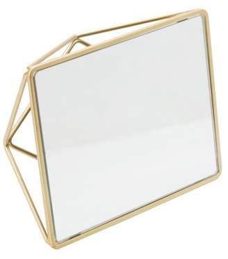 Home Details Geometric Vanity Mirror