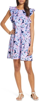 Lilly Pulitzer Dani Print Shift Dresses