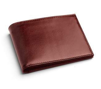 Aspinal of London Leather Billfold Wallet